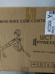 Mini bicicleta ergométrica fisioterapia