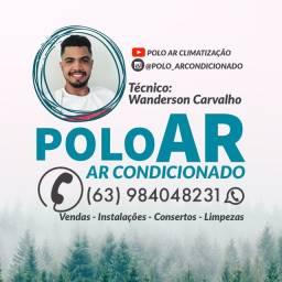 POLO AR CONDICIONADO (PROMOÇÕES )