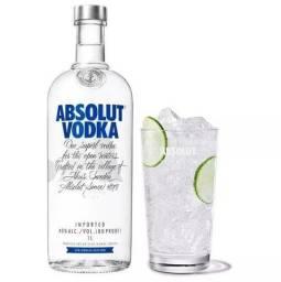 Vodka Absolut Natural 1 Litro Natural