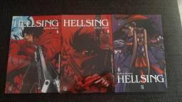 Mangá Hellsing Ultimate