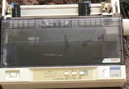 Impressora de fita Epson LX 300
