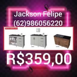 Balcão para cooktop 1,20 cm Super Promoção!!!