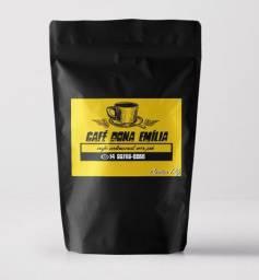 Café moído e em grãos 1 kg