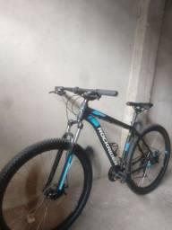 Bicicleta Rockrider pouco usada !!!