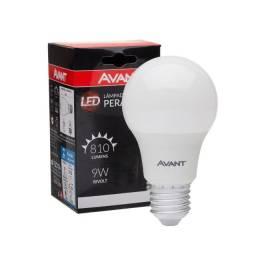 Lâmpada LED 9W Bivolt Avant
