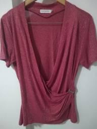 Blusa Vermelha M