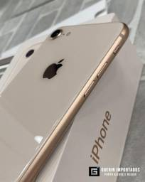 IPhone 8 64GB Gold Semi-novo igual a novo