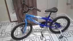 Bicicleta zummi modelo especial aro 20 nova aceito cartão