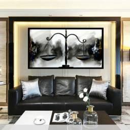 Promoção de quadros decorativos  pintura em  telas .