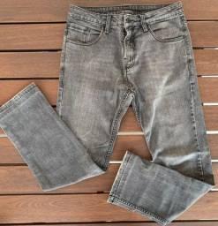 Calça jeans cinza osklen