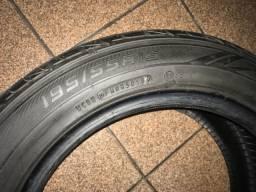 Jogo de pneu aro 15