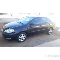 Vendo Corolla 2006/2006 xei 1.8 automático preto (Leia o anúncio)