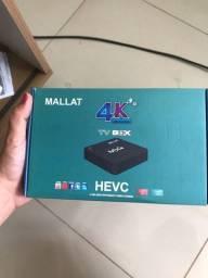 Vendo aparelho tv box usado