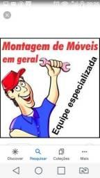 Montador de móveis 50 reais