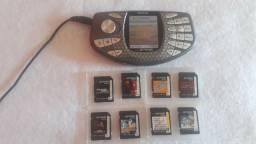 Nokia n gage com 8 jogos