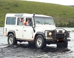 Vendo defender land rover