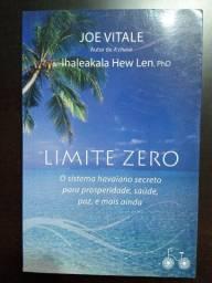 Livro: Limite zero
