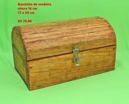 Bauzinho de madeira