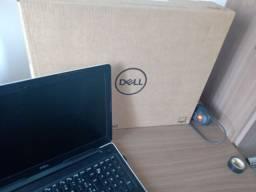 Notebook Dell Inspiron 15  3000 core i3 com sdd 256gb memória de 4 gb