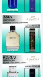 Perfumes de griff internacional