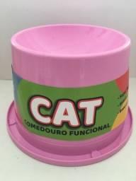 Título do anúncio: Comedouro elevado para gato
