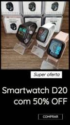 Título do anúncio: Super promoção de Smartwatch D20 Original