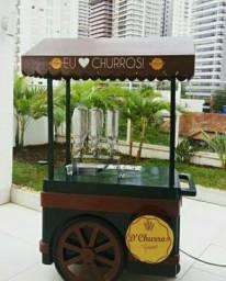 Food Cart de Churros