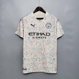 Título do anúncio: Camisa Manchester City 3 2021/22