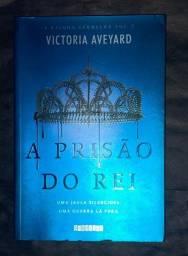 Título do anúncio: Livro A Prisão Do Rei Saga A Rainha Vermelha