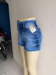 Short e calças femininas