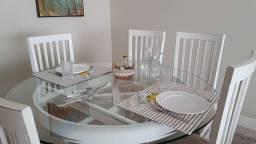 Tampo de mesa temperado