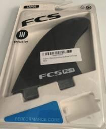 quilhas fcs pc7 performance core tri - large