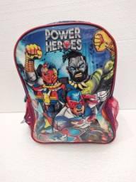 Mochila Power Heroes