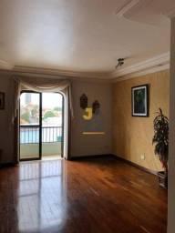 Lindo apartamento com 3 dormitórios à venda, 137 m² por R$ 700.000 - Centro - Santa Bárbar