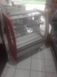 BALCAO EXPOSITOR PRA PAES E DOCES