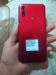 Celular Moto E6S troco, Leia a descrição