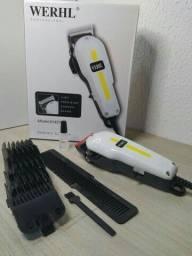 Máquina de cortar cabelo PROFISSIOAL WERHL