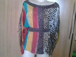 Camisa/bata feminina
