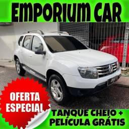 OFERTA RELÂMPAGO!!! RENAULT DUSTER 1.6 EX ANO 2015 COM MIL DE ENTRADA