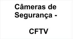 Instalação e Manutenção em Câmeras de Segurança CFTV