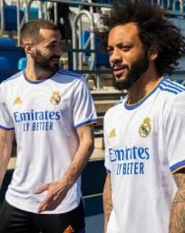 Camisa Real Madrid Home 21/22