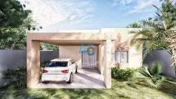 Casa Individual com 3 dormitórios à venda, 124 m² por R$ 340.000 - Coroa Vermelha - Santa