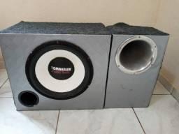 Caixa d som d alta potencia