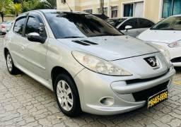 Peugeot 1.4 Completo Impecável GNV