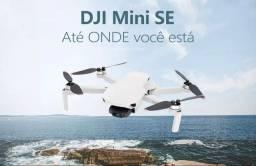 Título do anúncio: DRONE DJI MINI SE FCC lacrado + cartão de 64GB