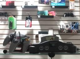 Nintendo 64 com garantia