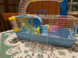 Gaiola para Hamster ?