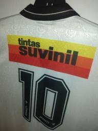 Camisa do Corinthians retrô