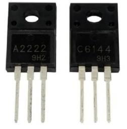 Título do anúncio: Par de CI para placa lógica Epson, série L  355/365/375/395/3150/4150/4160.....
