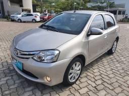 Toyota / Etios Hatch XLS 1.5 Automático Flex